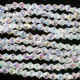 AA Grade Chinese AB Crystal 3mm Bicone Beads x 90